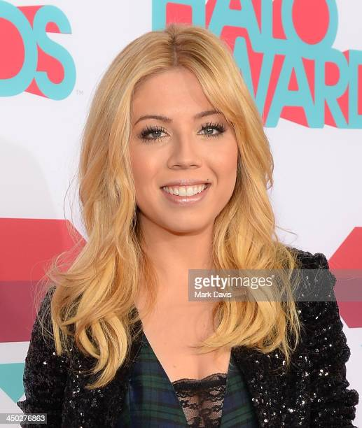 Actress Jennette McCurdy arrives at the 5th Annual TeenNick HALO Awards at Hollywood Palladium on November 17 2013 in Hollywood California