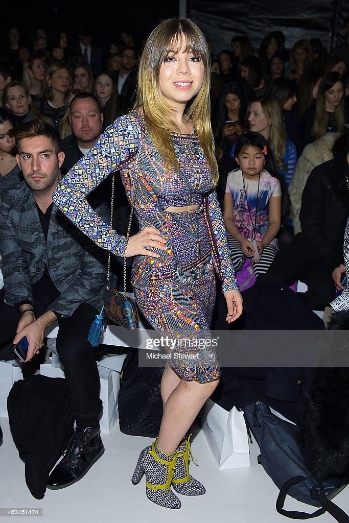 Mara Hoffman - Front Row & Backstage - Mercedes-Benz Fashion Week Fall 2015