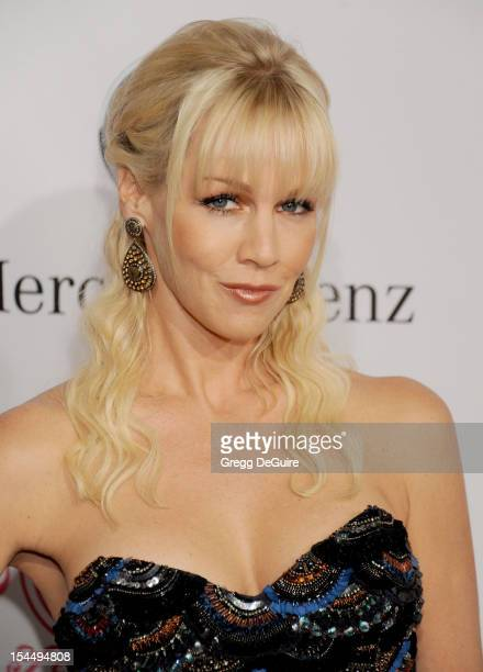 Actress Jennie Garth arrives at the 26th Anniversary Carousel Of Hope Ball presented by MercedesBenz at The Beverly Hilton Hotel on October 20 2012...