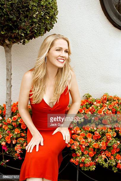 Actress Jennie Garth is photographed 2007 in Los Angeles California PUBLISHED IMAGE