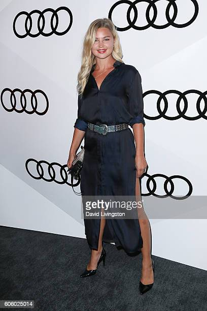 Actress Jennifer Akerman arrives at Audi Celebrates The 68th Emmys at Catch on September 15 2016 in West Hollywood California
