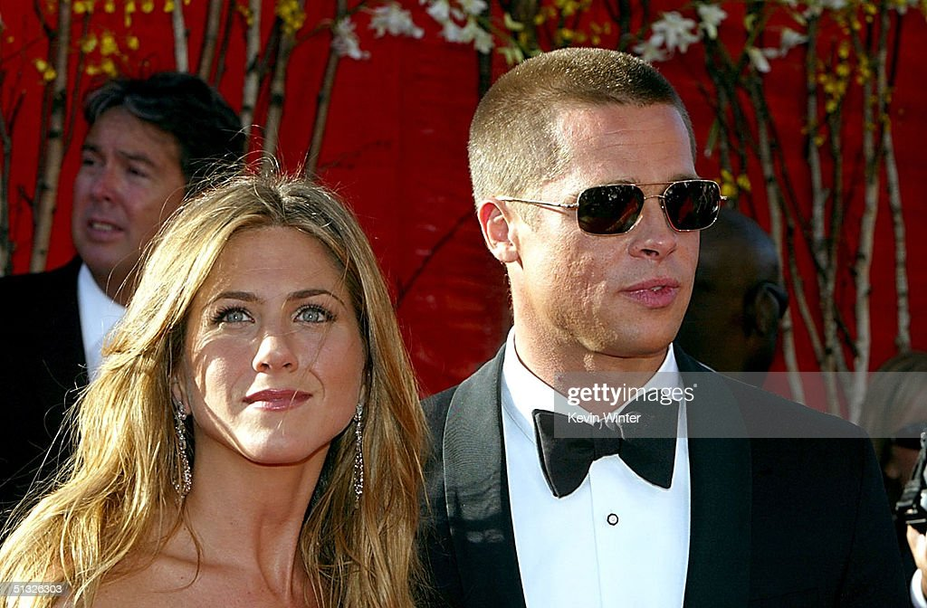 Brad Pitt And Jennifer Aniston Separate