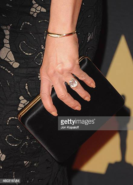 Actress Jennifer Aniston arrives at the Academy Of Motion Picture Arts And Sciences' Governors Awards at The Ray Dolby Ballroom at Hollywood Highland...