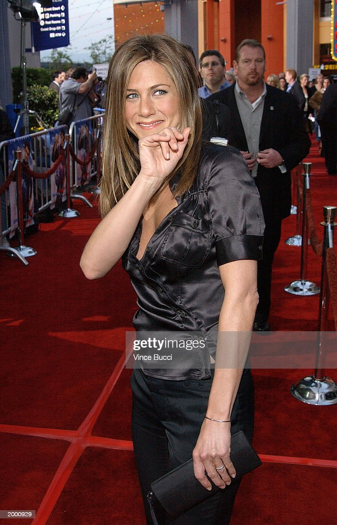 """Bruce Almighty"" Film Premiere in Hollywood : News Photo"