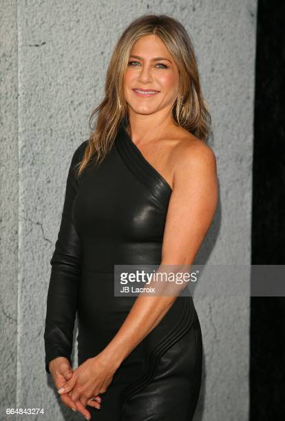 Actress Jennifer Aniston attends the premiere of HBO's 'The Leftovers' Season 3 at Avalon Hollywood on April 4 2017 in Los Angeles California