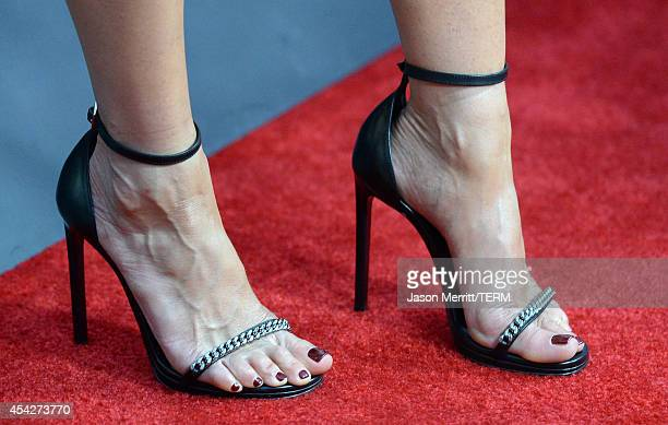 Actress Jennifer Aniston attends the premiere of Lionsgate and Roadside Attractions' 'Life of Crime' at ArcLight Cinemas on August 27 2014 in...