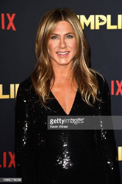 Actress Jennifer Aniston attends the premiere of Netflix's Dumplin' at TCL Chinese 6 Theatres on December 6 2018 in Hollywood California