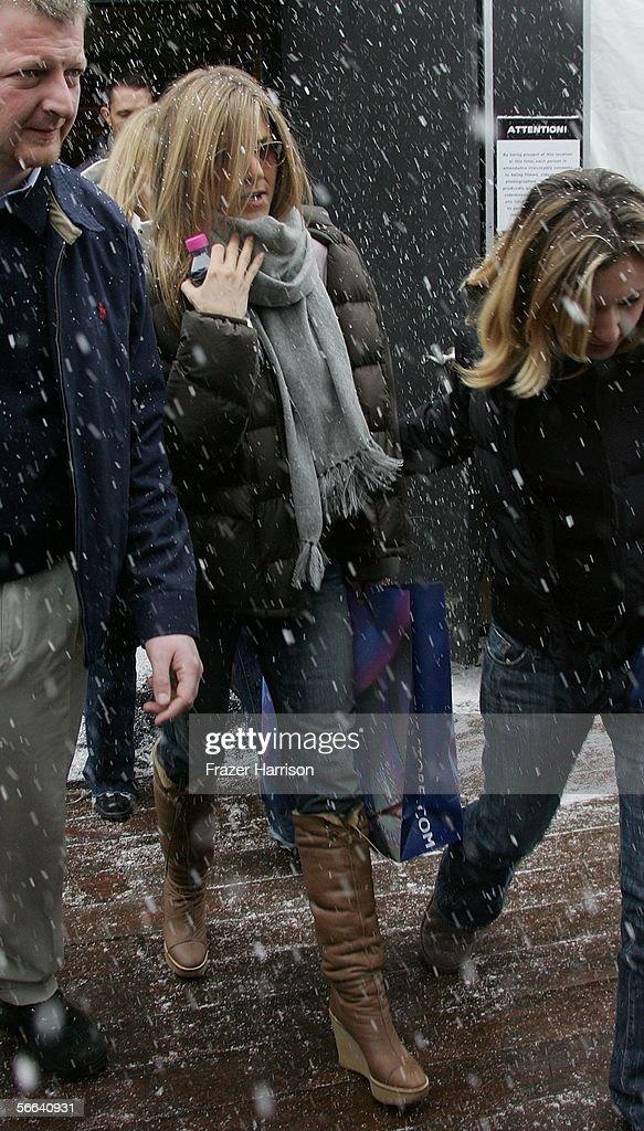 Sundance Film Festival Street Sightings - Day Three : News Photo