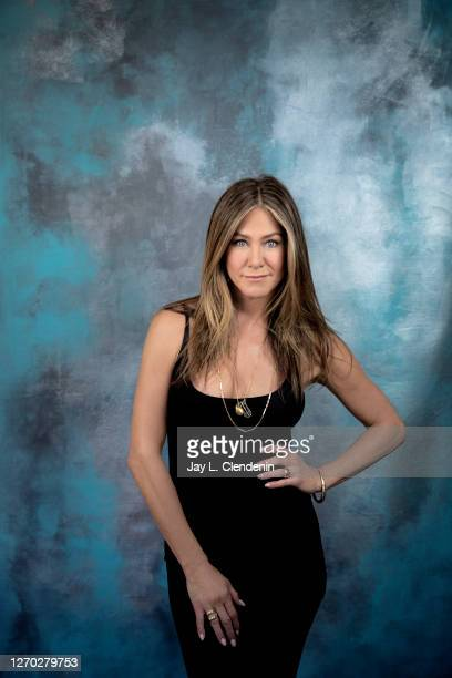 Actress Jennifer Aniston is photographed for Los Angeles Times on August 12, 2020 in Los Angeles, California. PUBLISHED IMAGE. CREDIT MUST READ: Jay...
