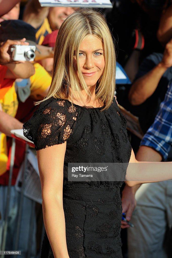 Celebrity Sightings In New York City - June 27, 2011 : News Photo