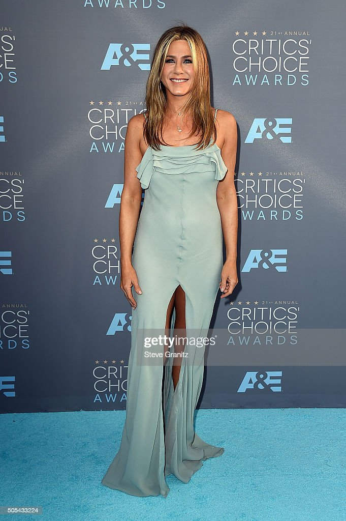 The 21st Annual Critics' Choice Awards - Arrivals : Fotografía de noticias