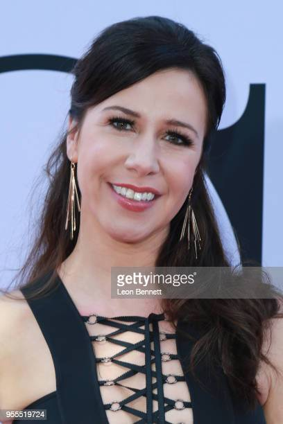 Actress Jennifer Bartels attends Paramount Pictures' Premiere Of Book Club Red Carpet at Regency Village Theatre on May 6 2018 in Westwood California