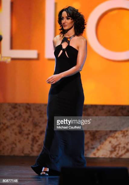 Actress Jennifer Beals at the 19th Annual GLAAD Media Awards on April 25, 2008 at the Kodak Theatre in Hollywood, California.