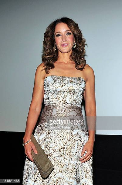 Actress Jennifer Beals attends the 30th Anniversary Screening of Flashdance at the Aero Theatre on September 21 2013 in Santa Monica California