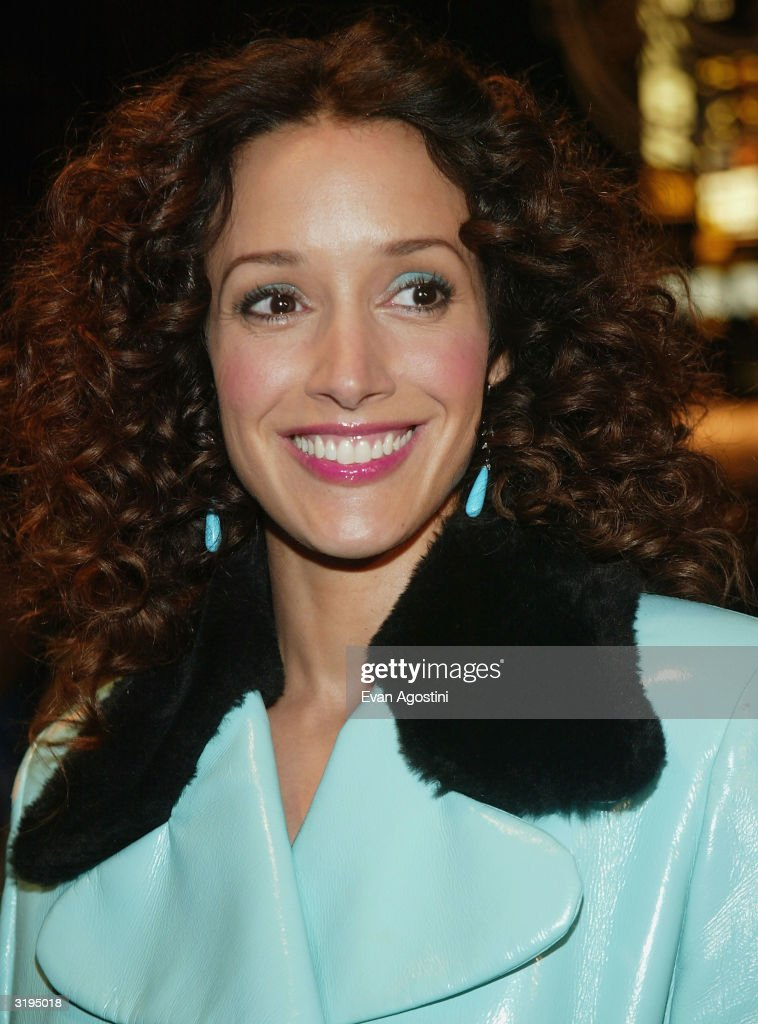 Actress Jennifer Beals attends the Broadway opening of 'Sly Fox' at The Barrymore Theatre April 1, 2004 in New York City.