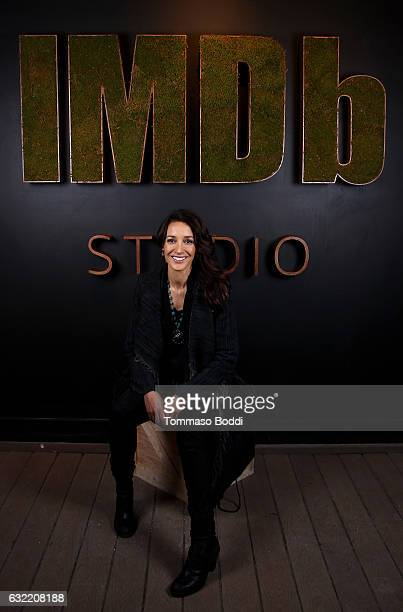 Actress Jennifer Beals of Before I Fall attends The IMDb Studio featuring the Filmmaker Discovery Lounge presented by Amazon Video Direct Day One...