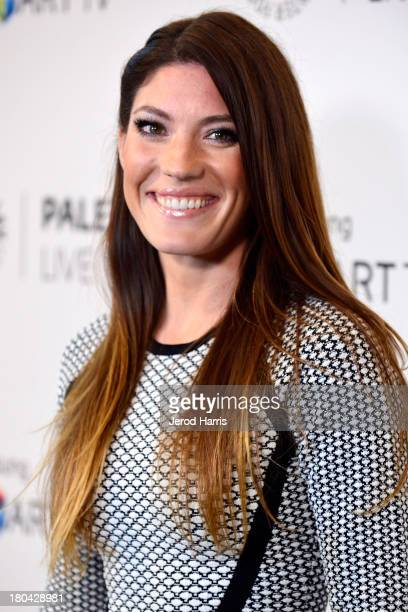 Actress Jennifer Carpenter arrives at the 2013 Fall Farewell Dexter at The Paley Center for Media on September 12 2013 in Beverly Hills California