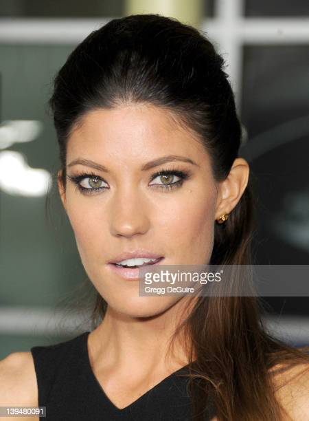 """Actress Jennifer Carpenter arrives at the """"Gone"""" Los Angeles Premiere at ArcLight Hollywood on February 21, 2012 in Hollywood, California."""