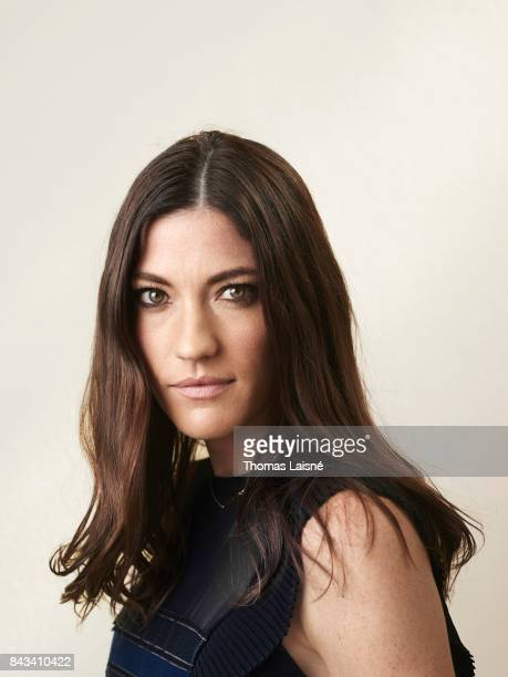 Actress Jennifer Carpenter is photographed for Self Assignment on September 2 2017 in Venice Italy