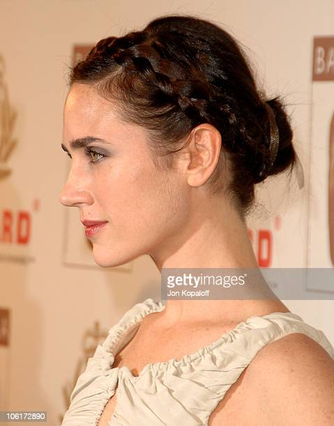 Actress Jennifer Connelly arrives at the Annual BAFTA/LA Cunard Britannia Awards at the Hyatt Regency Century Plaza Hotel on November 1 2007 in...