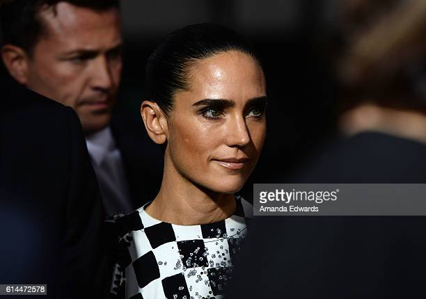 Actress Jennifer Connelly arrives at the premiere of Lionsgate's 'American Pastoral' on October 13 2016 in Beverly Hills California