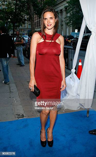 Actress Jennifer Connelly arrives at the PreOpening Night Gala Reception held at Roy Thomson Theatre on September 10 2009 in Toronto Canada
