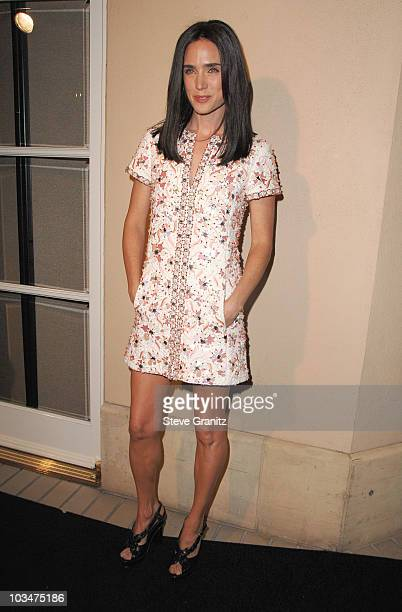 Actress Jennifer Connelly arrives to ELLE Magazine's 14th Annual Women In Hollywood at the four seasons hotel on October 15, 2007 in Beverly Hills,...