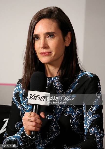 Actress Jennifer Connelly attends day 2 of the Variety Studio presented by Moroccanoil at Holt Renfrew during the 2014 Toronto International Film...