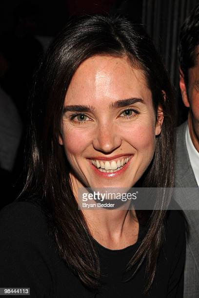 Actress Jennifer Connelly attends the 2010 Tribeca Ball at the New York Academy of Art on April 13 2010 in New York City