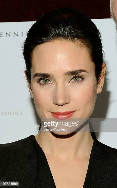Actress Jennifer Connelly attends the 'Creation' photo call at the Regency Hotel on January 12 2010 in New York City