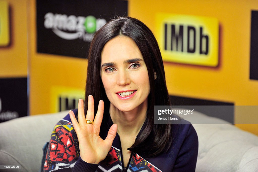 Actress Jennifer Connelly Attends The Imdb Amazon Instant Video