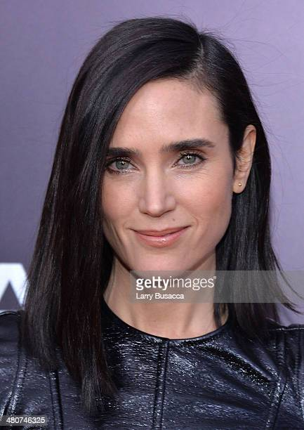 Actress Jennifer Connelly attends the New York premiere of Paramount Pictures' Noah at the Ziegfeld Theatre on March 26 2014 in New York City