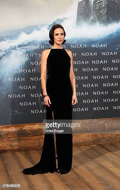 Actress Jennifer Connelly attends the 'Noah' Germany premiere at Zoo Palast on March 13 2014 in Berlin Germany