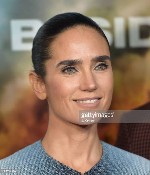 Actress Jennifer Connelly attends the Only The Brave New York Screening at iPic Theater on October 17 2017 in New York City