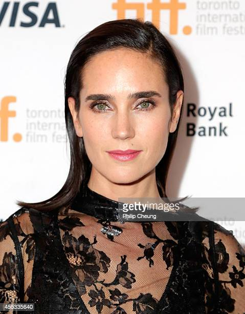 Actress Jennifer Connelly attends the Shelter premiere during the 2014 Toronto International Film Festival at The Elgin on September 12 2014 in...