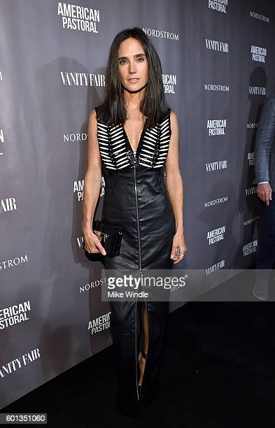 Actress Jennifer Connelly attends the Vanity Fair Lionsgate and Nordstrom American Pastoral celebration during the Toronto International Film...