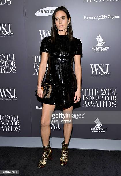 Actress Jennifer Connelly attends WSJ Magazine 2014 Innovator Awards at Museum of Modern Art on November 5 2014 in New York City