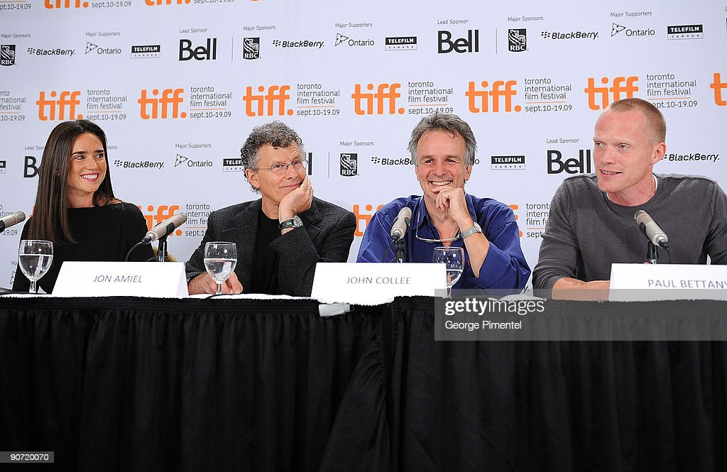 """Creation"" Press Conference - 2009 Toronto International Film Festival"