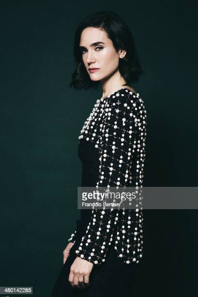 Actress Jennifer Connelly is photographed for Self Assignment on February 12 2014 in Berlin Germany