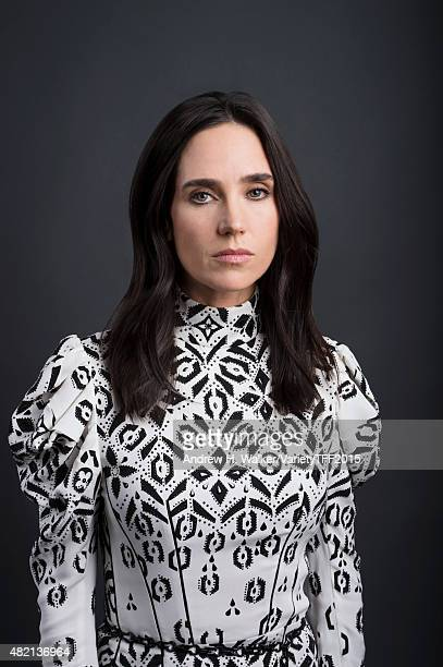 Actress Jennifer Connelly is photographed for Variety at the Tribeca Film Festival on April 24 2015 in New York City CREDIT MUST READ Andrew H...