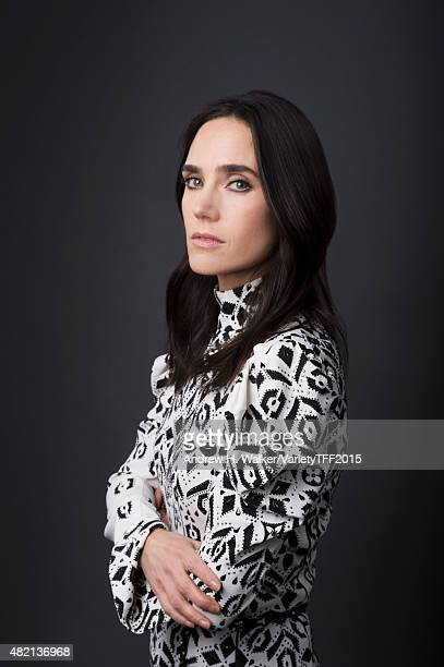 Actress Jennifer Connelly is photographed for Variety at the Tribeca Film Festival on April 24, 2015 in New York City. CREDIT MUST READ: Andrew H....