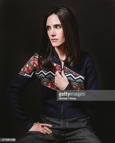 Actress Jennifer Connelly is photographed for Variety on February 3 2015 in Park City Utah
