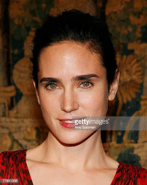 Actress Jennifer Connolly attends the fashion industry's battle against HIV/AIDs at the 7th on Sale gala held at the 69th Regiment Armory on November...