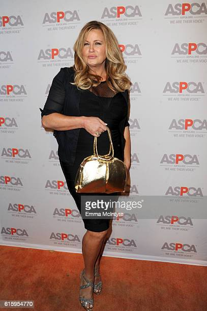 Actress Jennifer Coolidge attends ASPCA's Los Angeles Benefit on October 20 2016 in Bel Air California