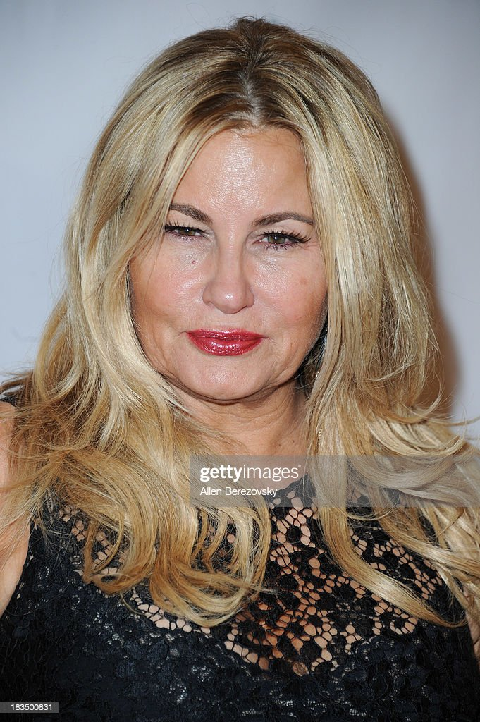 Actress Jennifer Coolidge attends the 11th annual Best in Drag show benefiting Aid for AIDS Alliance for Housing and Healing at Orpheum Theatre on October 6, 2013 in Los Angeles, California.
