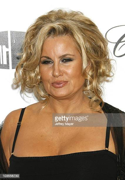Actress Jennifer Coolidge attends the 16th Annual Elton John AIDS Foundation Oscar Party at the Pacific Design Center on February 24 2008 in West...