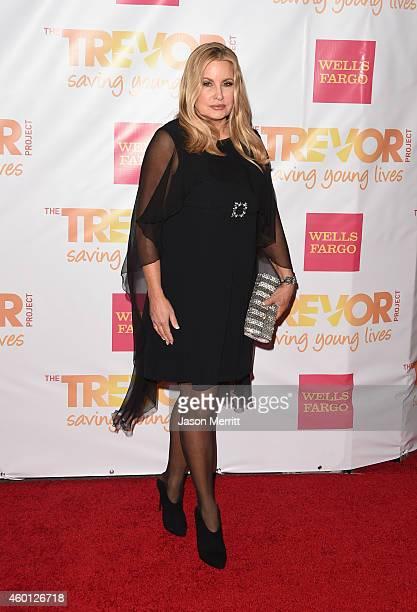 Actress Jennifer Coolidge attends 'TrevorLIVE LA' Honoring Robert Greenblatt Yahoo and Skylar Kergil for The Trevor Project at Hollywood Palladium on...