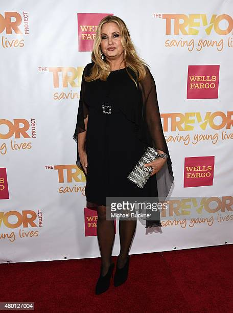 Actress Jennifer Coolidge attends TrevorLIVE LA Honoring Robert Greenblatt Yahoo and Skylar Kergil for The Trevor Project at Hollywood Palladium on...