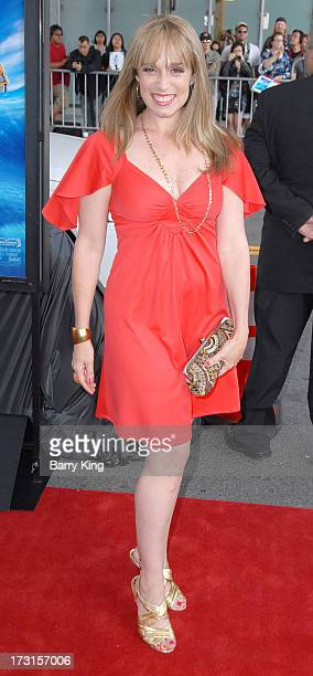 Actress Jennifer Copping arrives at the 2013 Los Angeles Film Festival 'The Way Way Back' closing night gala held at Regal Cinemas LA LIVE Stadium 14...