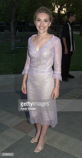 Actress Jennifer Crystal Foley at HBO's screening of '61*' at Paramount Studios in Los Angeles Ca 4/16/01Photo by Kevin Winter/Getty Images